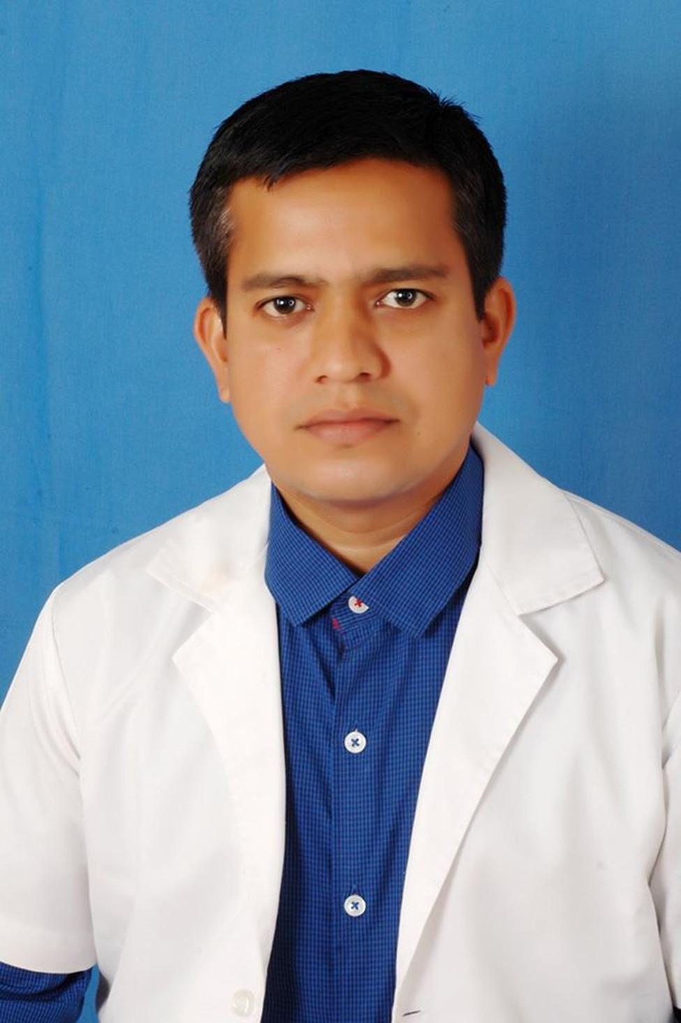 Dr I R Patil